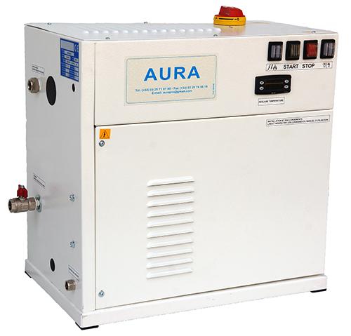 MA 5 - 0.5 bars - 3 à 8 kg/heure avec contrôle de température